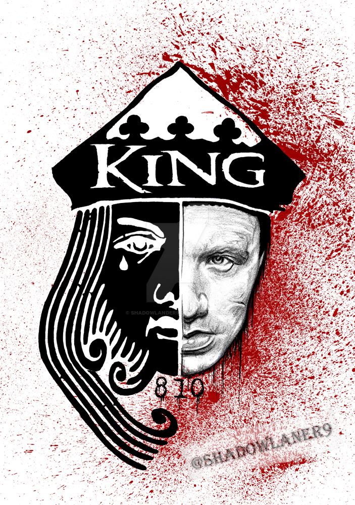 King 810 Logo Drawing By Shadowlander9 On Deviantart
