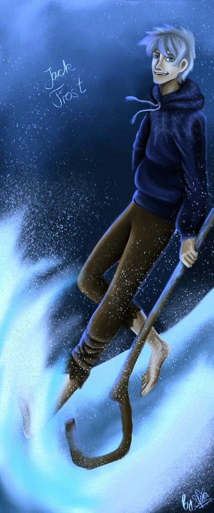 Jack Frost by sferchik