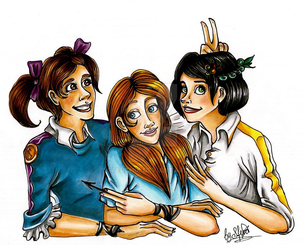 Friends by sferchik