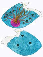 Jellyfish Ocarina