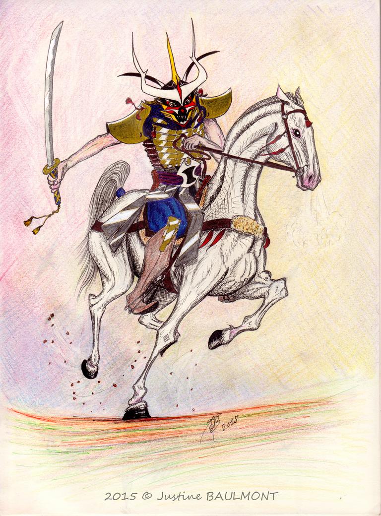 Samurai by JBaulmont
