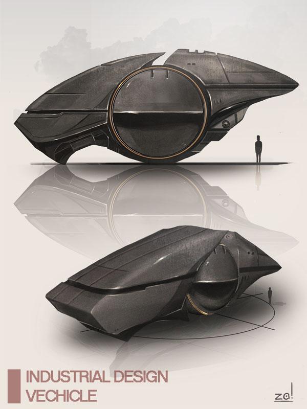 Industrial Transportation by zalxemptyx