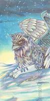 Snowy Gryphon