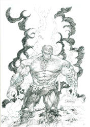 My Comic Book Art by rayracho