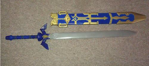 Master Sword V2 by MorganTheAdventurer