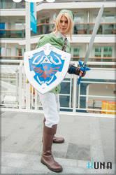 Link Cosplay AR2012 by MorganTheAdventurer