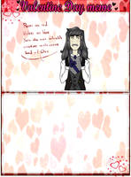 Valentine Meme: Seth by Ask-Poison-Princess