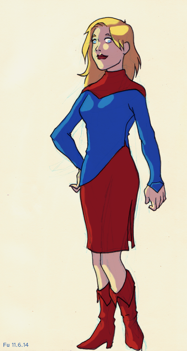 Kara Zor-El - Formal Wear by Daystorm
