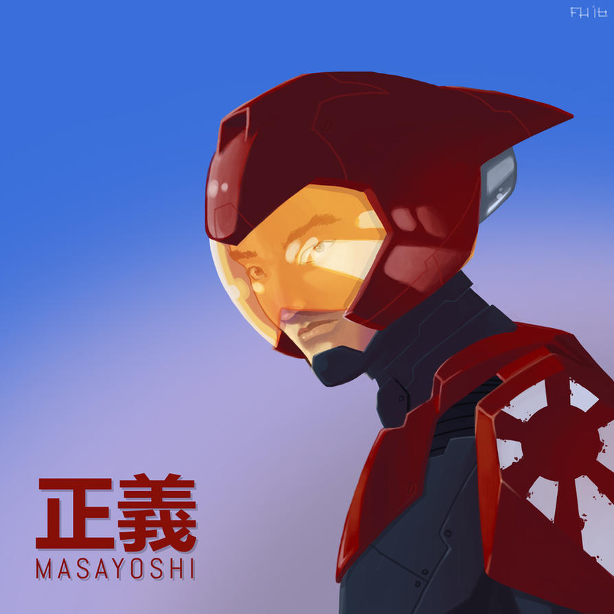 AFTERMATH: Masayoshi - Original Character by Daystorm