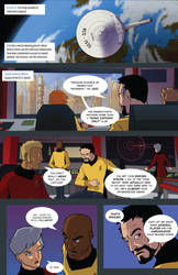 Axanar Comics: Arcanis IV - Page 1 by Daystorm