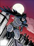 Watching Over Gotham...