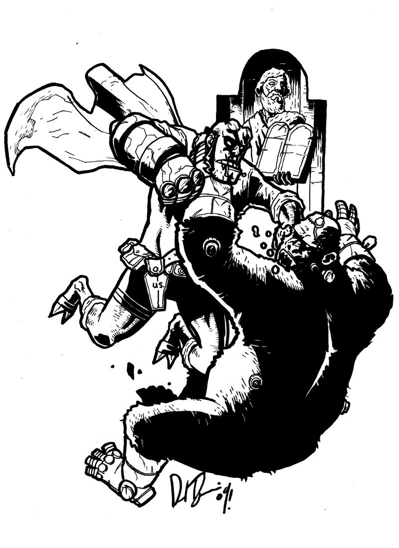 Minnesota ink'd 02: Hellboy by dio-03