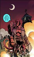 Hellboy is My Comfort Food.