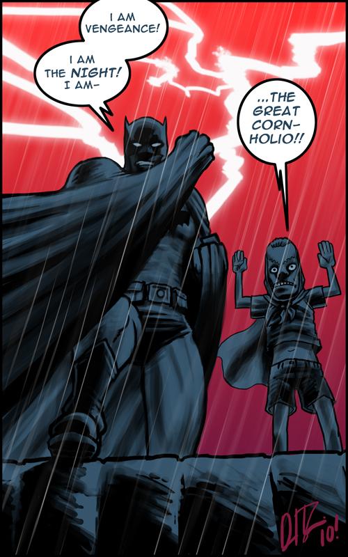 Beavis and Bat-head by dio-03