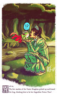 The Princess and the Frog-Thor