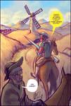 Dead Quixote de la Mancha