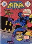 The Terrifying Bat-Man issue #100