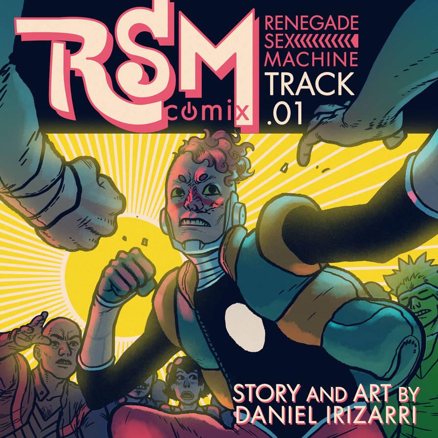 RSM COMIX TRACK 01