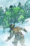 hulk v. wolverine