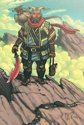 Mountaineer Paladin