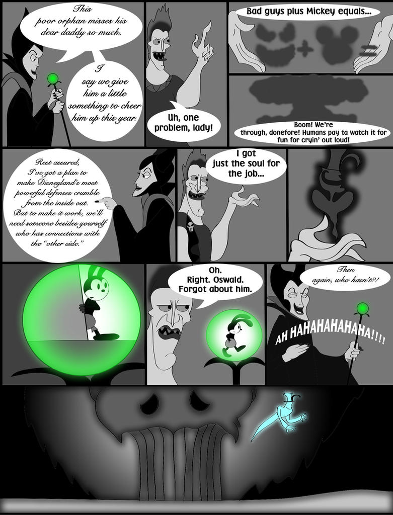 Remembered Alive Pg 4 by RaltheCommentator