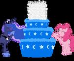MLP: FiM: Luna's Cake