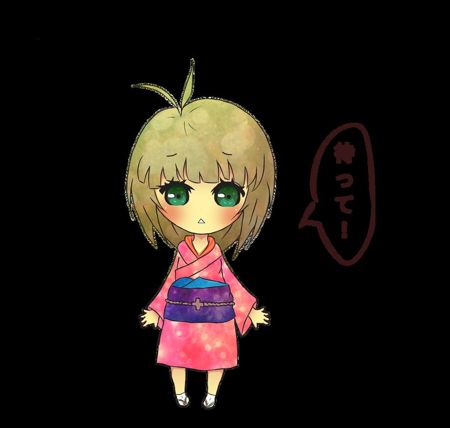 Green Eyes by Kida-kun