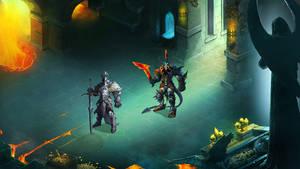 World of Dungeons concept art