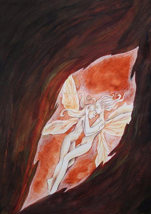 Abrazo by NataliaFerrino