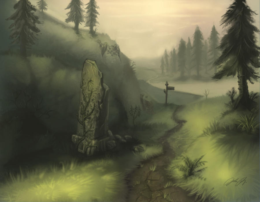 Wilderness Trail by JordanKerbow