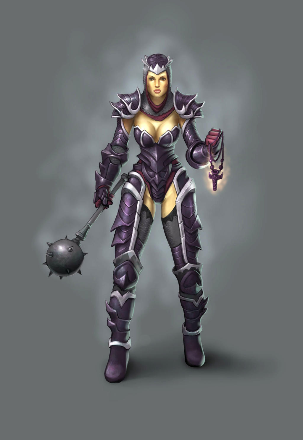 the gallery for gt dandd female cleric