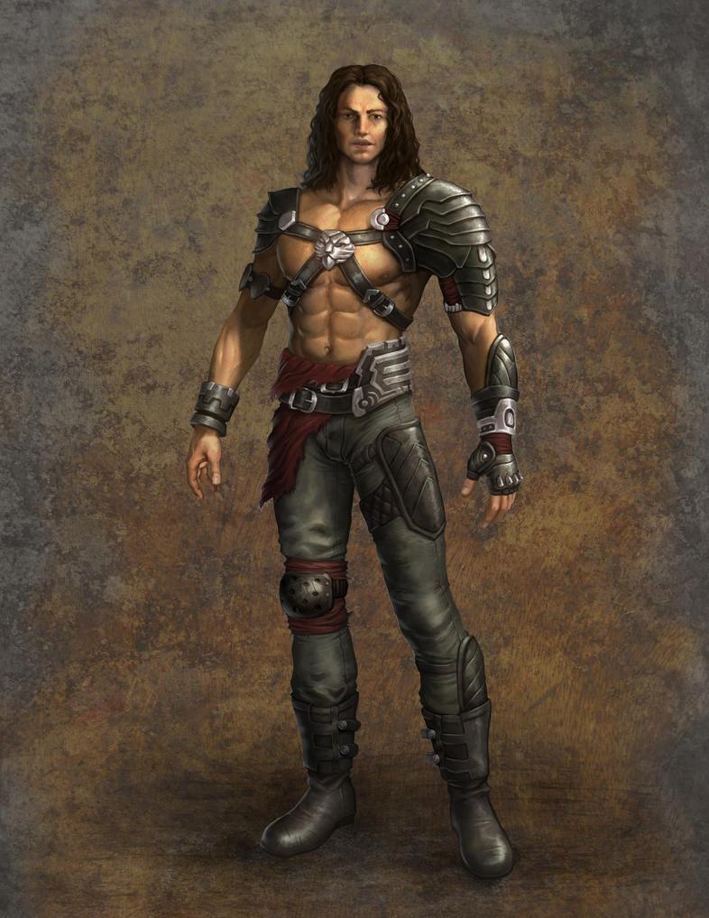 Gladiator by JordanKerbow