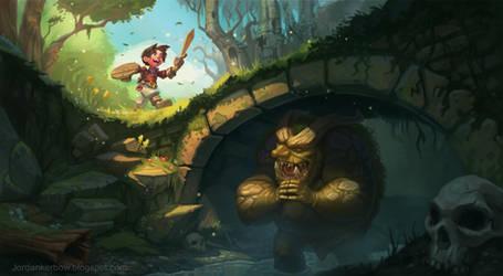 Adventure by JordanKerbow
