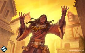 Runebound False Prophet by JordanKerbow