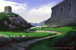 Highlands Manor by JordanKerbow