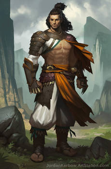 Pathfinder: Monk