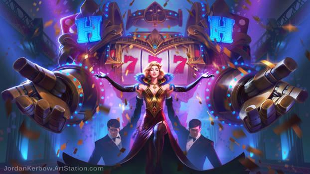 SMITE: Gambit Queen Hera