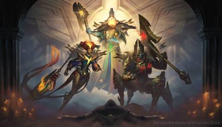 SMITE: Forgotten Gods Chaac