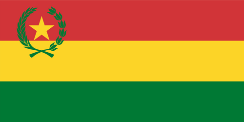 Flag Dump: Bolivia (redesigned) by ThaDrummer
