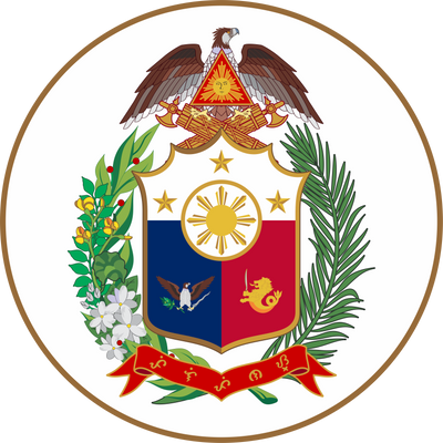 Great Seal of the Philippine Republic. by ThaDrummer
