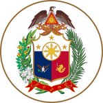 Great Seal of the Philippine Republic.