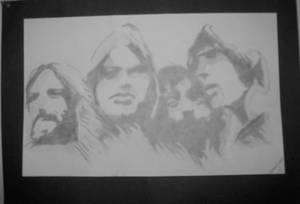 Pink Floyd Sketch
