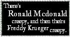Freddy Krueger by Blashy-Chan