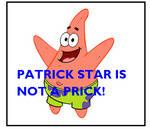 Pro Patrick Star Stamp
