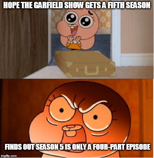 the garfield show season 5 episode 4