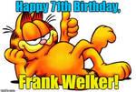 Happy 71th Birthday, Frank Welker