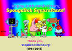 SpongeBob's 20th anniversary! (English)