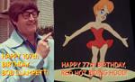 Happy Birthdays, Bob Clampett and Red!