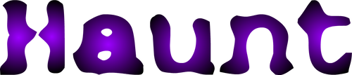 Haunt: Game in development, title by razorsharpfang