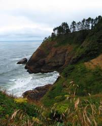 Cliffs Of the Coast by Kuro13
